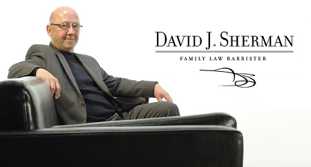 David J. Sherman - Family Barrister