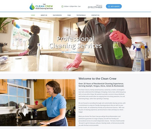 Cleaning Company in Guelph