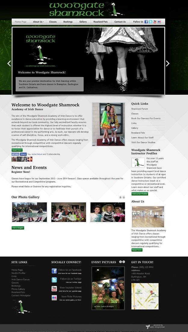 Web Design Portfolio In Mississauga Killer For