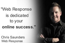Web Response is dedicated to your online success